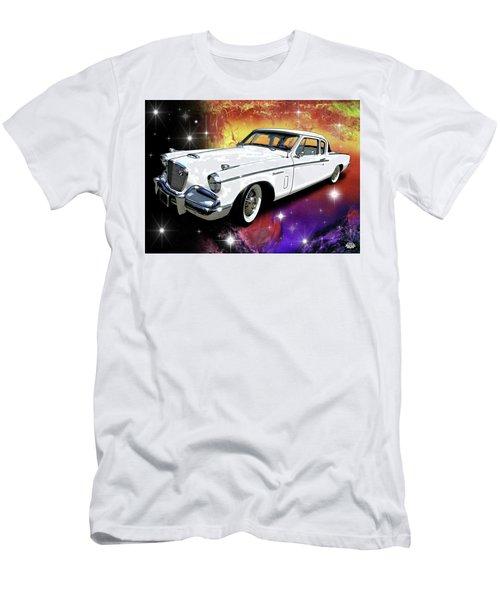Celestial Hawk Men's T-Shirt (Athletic Fit)