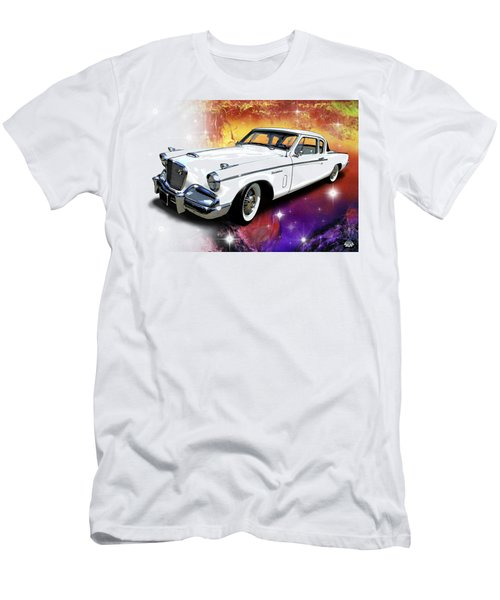 Celestial Studebaker Men's T-Shirt (Athletic Fit)