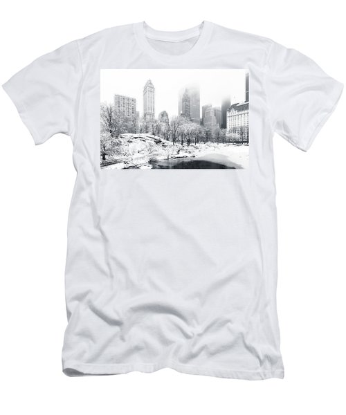 Central Park Men's T-Shirt (Athletic Fit)