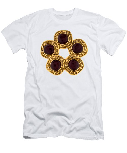 Chanel Jewelry-10 Men's T-Shirt (Athletic Fit)