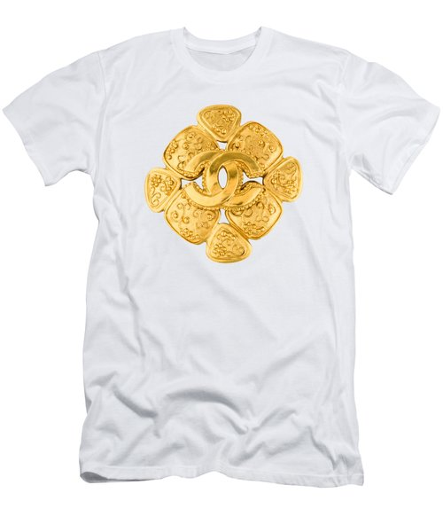 Chanel Jewelry-5 Men's T-Shirt (Athletic Fit)