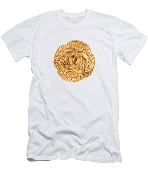 Chanel Jewelry-7 Men's T-Shirt (Athletic Fit)