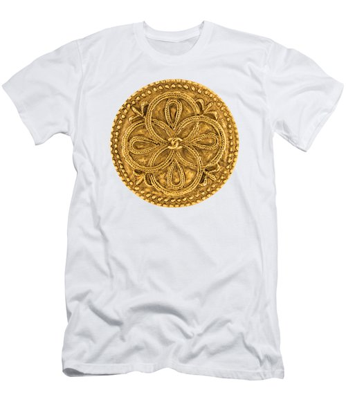 Chanel Jewelry-8 Men's T-Shirt (Athletic Fit)