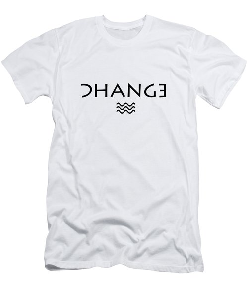 Change Men's T-Shirt (Slim Fit)