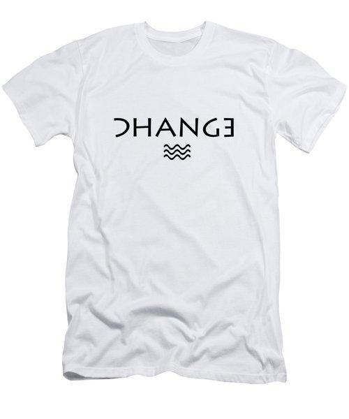 Change Men's T-Shirt (Athletic Fit)
