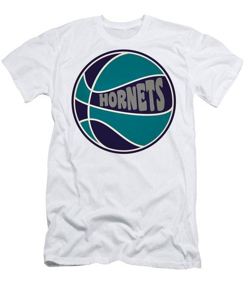 Charlotte Hornets Retro Shirt Men's T-Shirt (Athletic Fit)