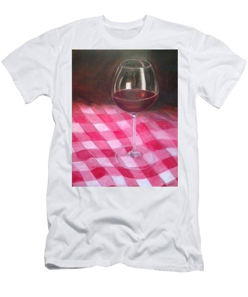 Checkered Past Men's T-Shirt (Athletic Fit)