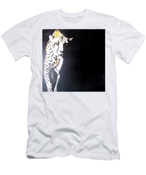 Cheetah Men's T-Shirt (Athletic Fit)