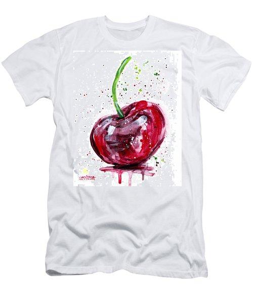 Cherry 2 Men's T-Shirt (Athletic Fit)