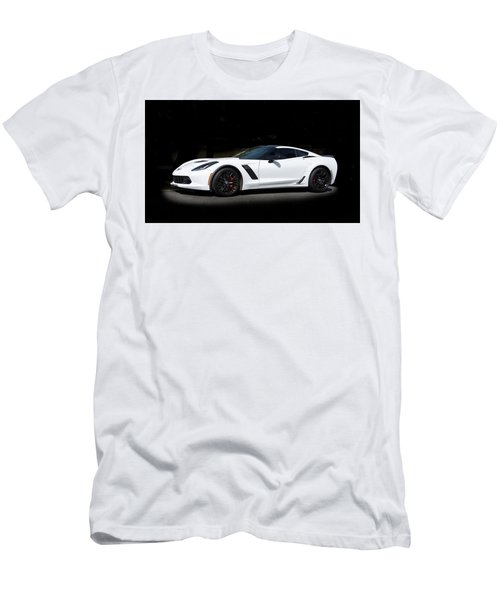 Chevrolet Corvette Z06 - 2017  Men's T-Shirt (Athletic Fit)