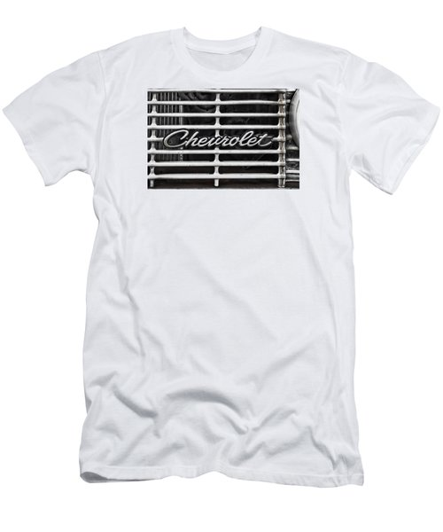 Chevy Grill Men's T-Shirt (Athletic Fit)