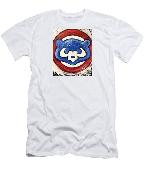 Chicago Cubs Men's T-Shirt (Athletic Fit)