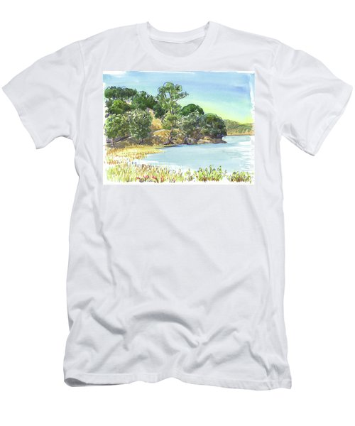 China Camp Men's T-Shirt (Athletic Fit)