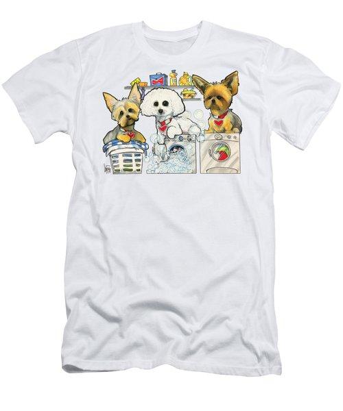 Chinea 7-1438 Men's T-Shirt (Athletic Fit)