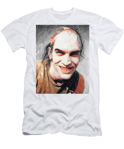 Chop Top Sawyer Men's T-Shirt (Athletic Fit)