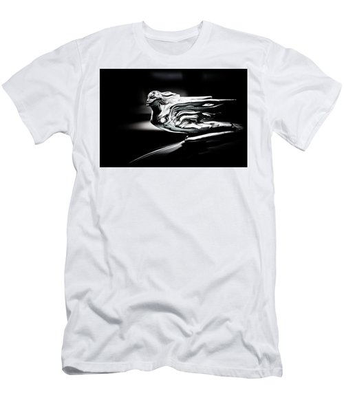Chrome Hood Ornament Men's T-Shirt (Athletic Fit)