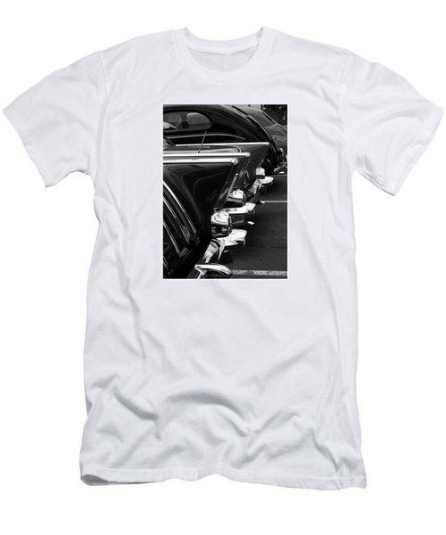 Chrome Men's T-Shirt (Athletic Fit)