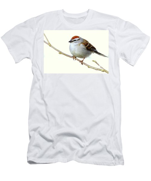 Chubby Sparrow Men's T-Shirt (Athletic Fit)