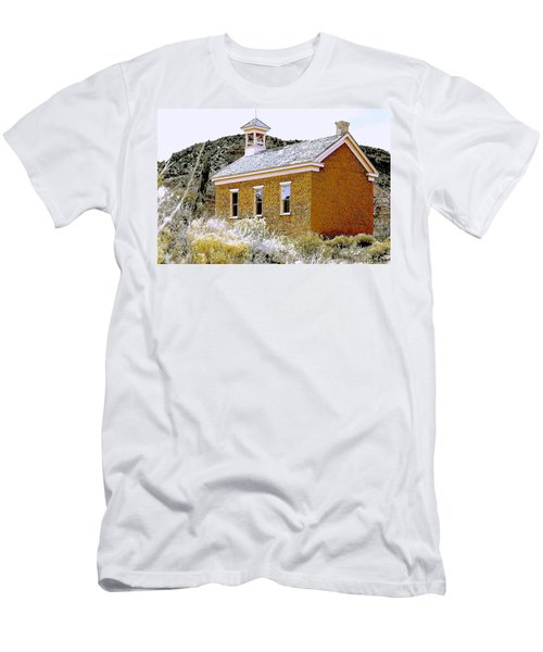 Church - Grafton Utah Men's T-Shirt (Athletic Fit)