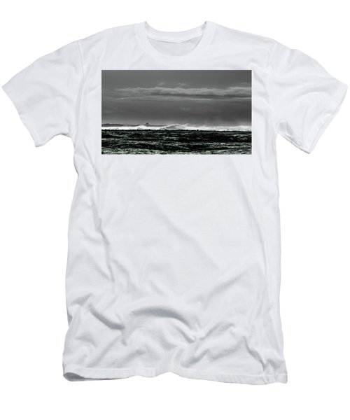 Church By The Sea Men's T-Shirt (Athletic Fit)