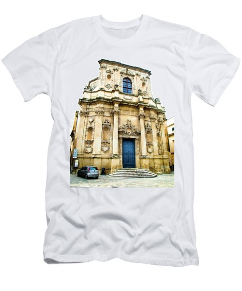 Church Of St Chiari Men's T-Shirt (Athletic Fit)