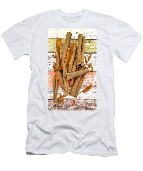 Cinnamon Bark Men's T-Shirt (Athletic Fit)