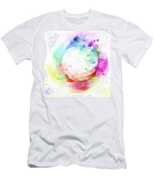 Circle Of Life Men's T-Shirt (Athletic Fit)