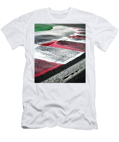 Circuit De Montreal ... Men's T-Shirt (Athletic Fit)