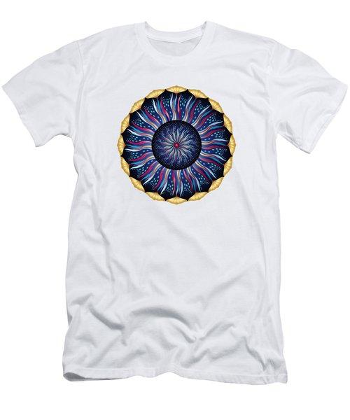 Circularium No 2633 Men's T-Shirt (Athletic Fit)