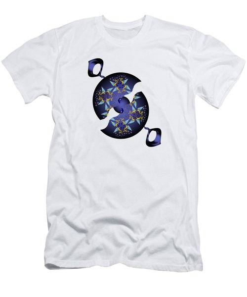 Circularium No 2634 Men's T-Shirt (Athletic Fit)
