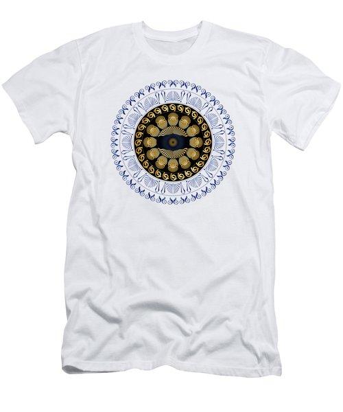 Circularium No 2638 Men's T-Shirt (Athletic Fit)