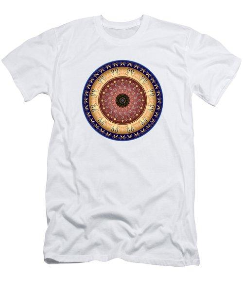 Circularium No 2647 Men's T-Shirt (Athletic Fit)