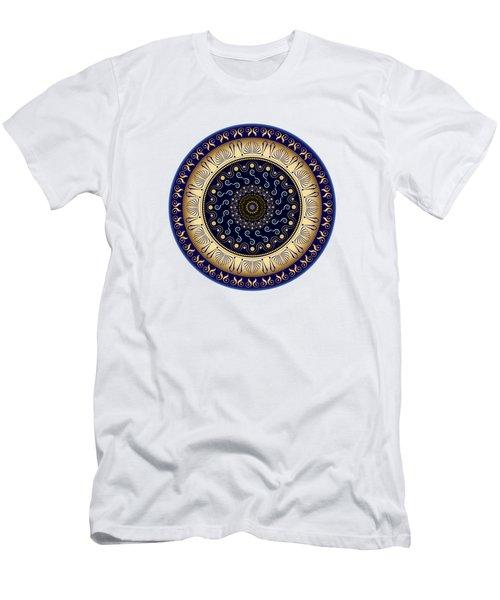 Circularium No 2648 Men's T-Shirt (Athletic Fit)