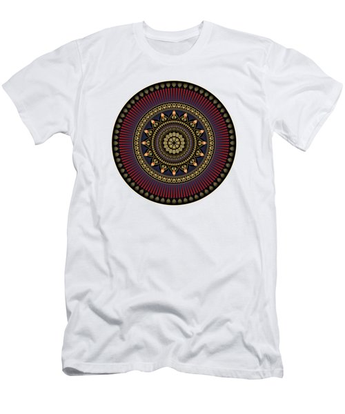 Circularium No 2650 Men's T-Shirt (Athletic Fit)
