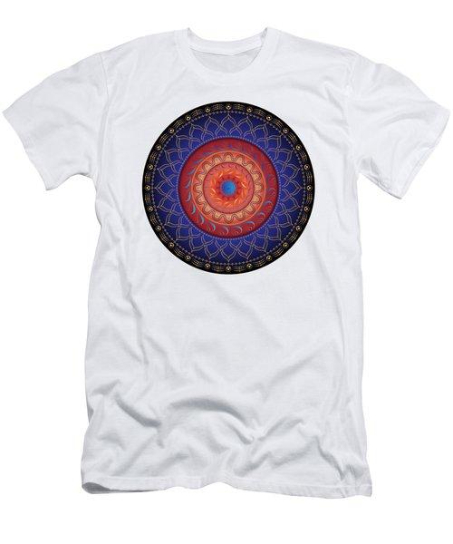 Circularium No 2654 Men's T-Shirt (Athletic Fit)