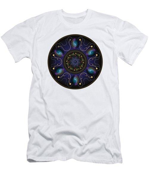 Circularium No 2707 Men's T-Shirt (Athletic Fit)