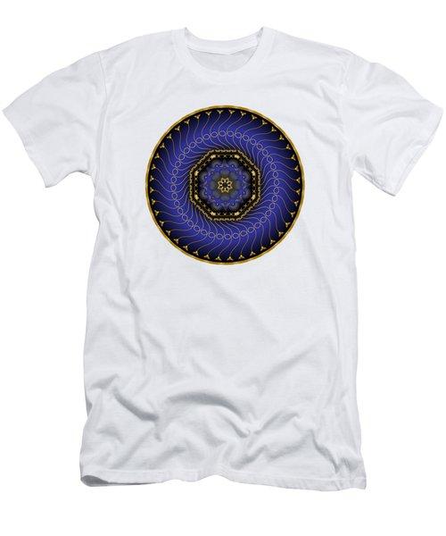 Circularium No 2714 Men's T-Shirt (Athletic Fit)