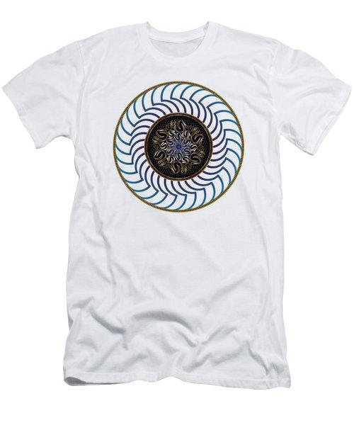 Circularium No. 2722 Men's T-Shirt (Athletic Fit)