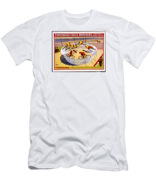 Circus Life Men's T-Shirt (Slim Fit) by Allen Beilschmidt
