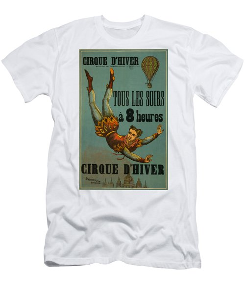 Cirque D'hiver Men's T-Shirt (Athletic Fit)