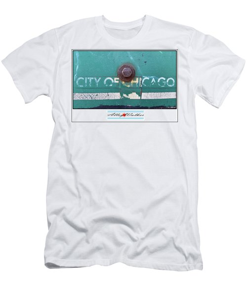 City Of Chi 1 Men's T-Shirt (Athletic Fit)