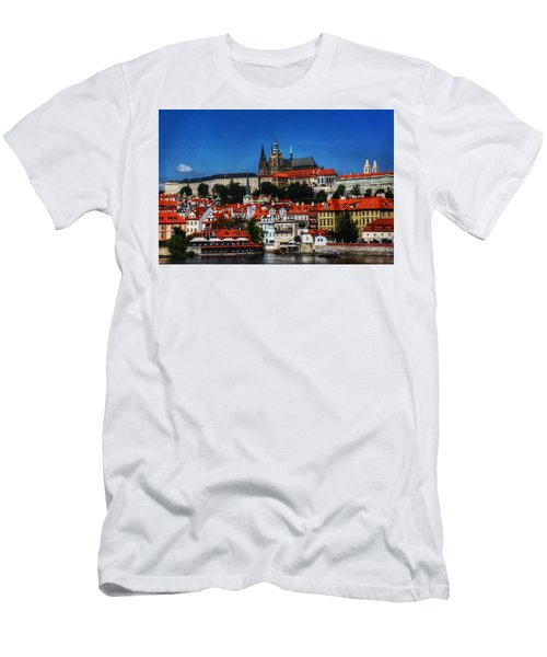 City On The River IIi Men's T-Shirt (Athletic Fit)