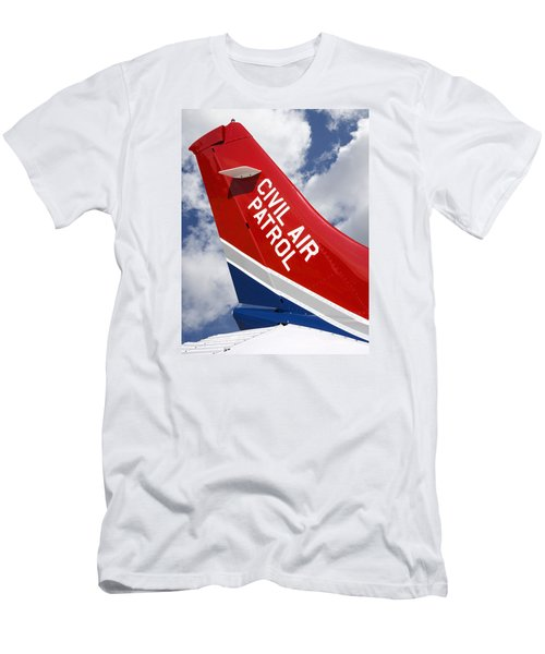 Civil Air Patrol Aircraft Men's T-Shirt (Athletic Fit)