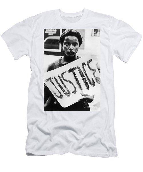 Civil Rights, 1961 Men's T-Shirt (Athletic Fit)