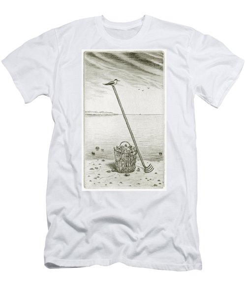 Clamming Men's T-Shirt (Athletic Fit)