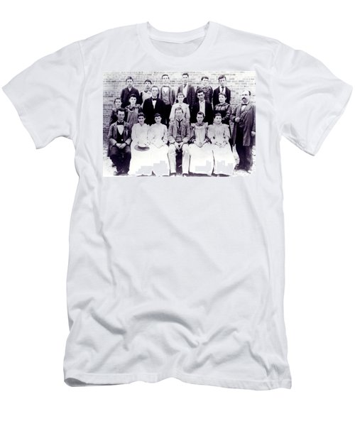 Class Of 1894 Bw Men's T-Shirt (Athletic Fit)