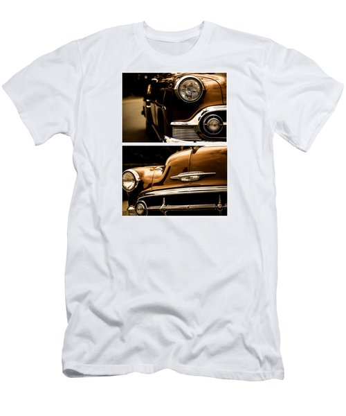 Men's T-Shirt (Slim Fit) featuring the photograph Classic Duo 3 by Ryan Weddle