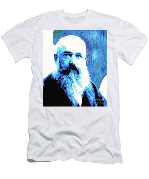 Claude Monet. Men's T-Shirt (Athletic Fit)