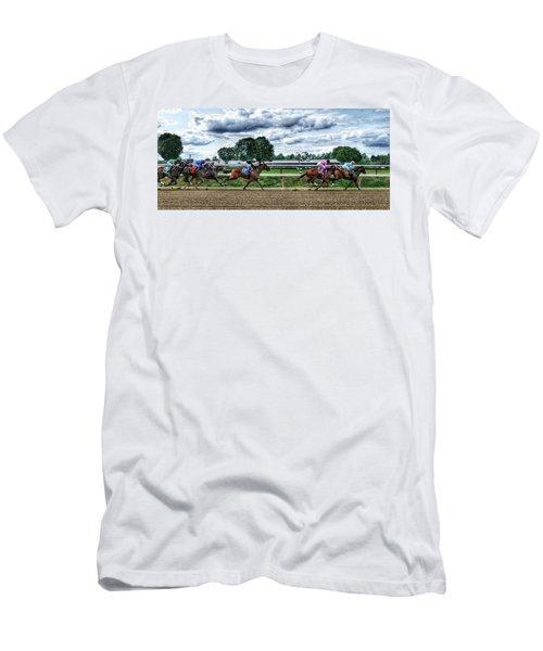 Close Competition Men's T-Shirt (Athletic Fit)