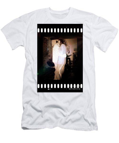 Men's T-Shirt (Slim Fit) featuring the photograph Closeness by Al Bourassa